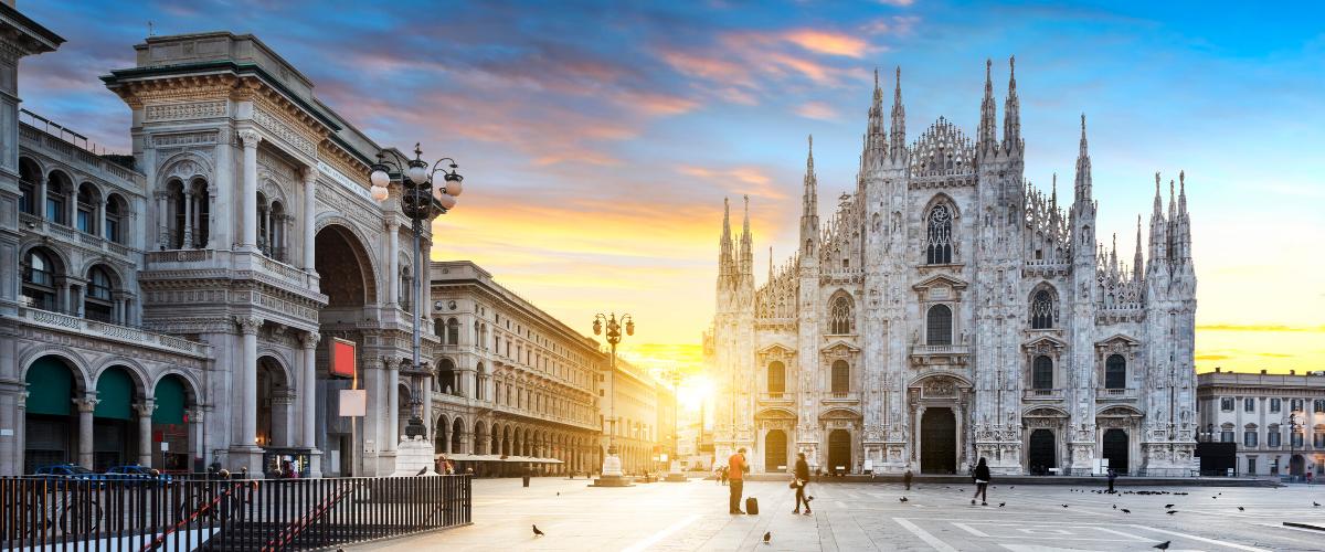 utazz Milánóba
