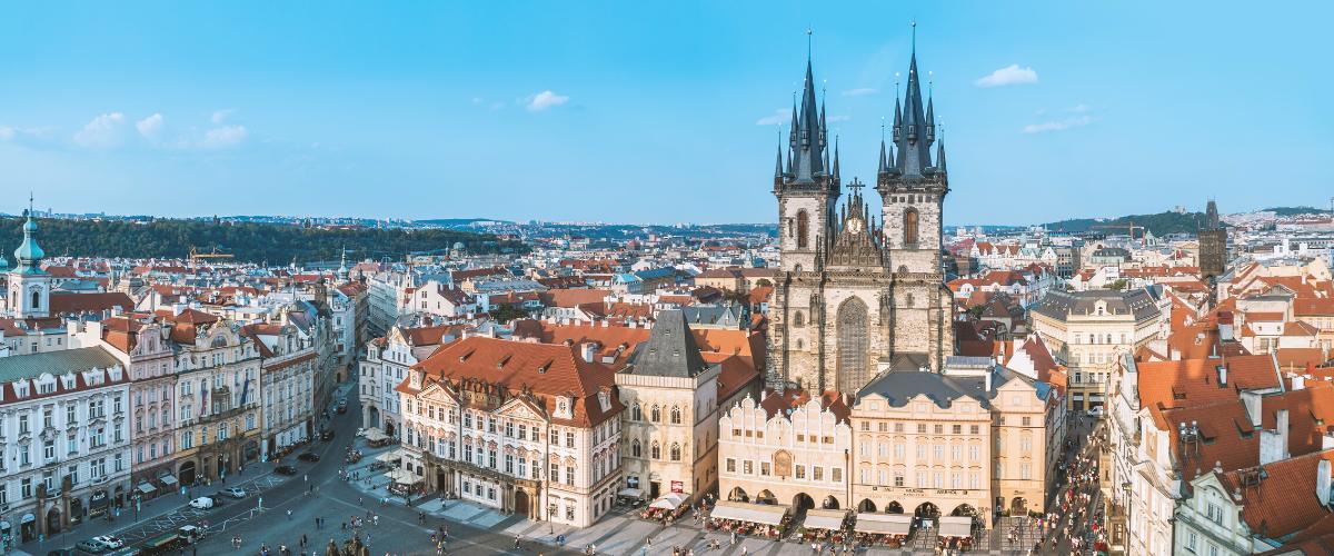 utazz Prágába