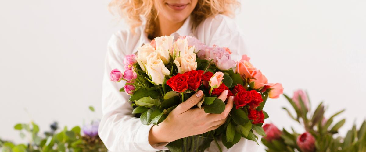 valentin-nap virágok