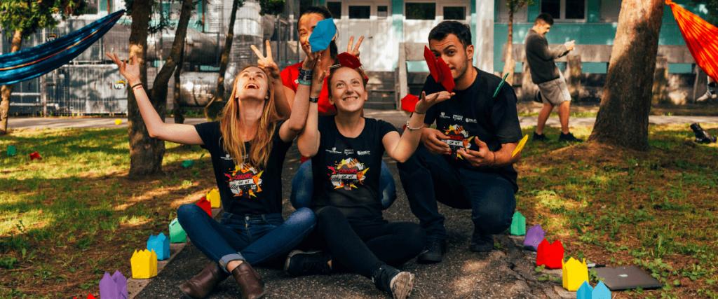 önkéntesség mint hobbi
