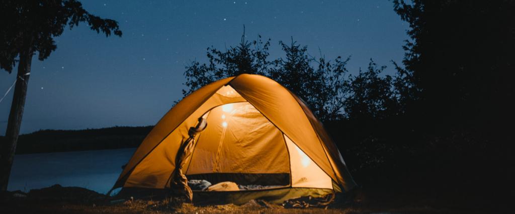 bakancslista sátrazás