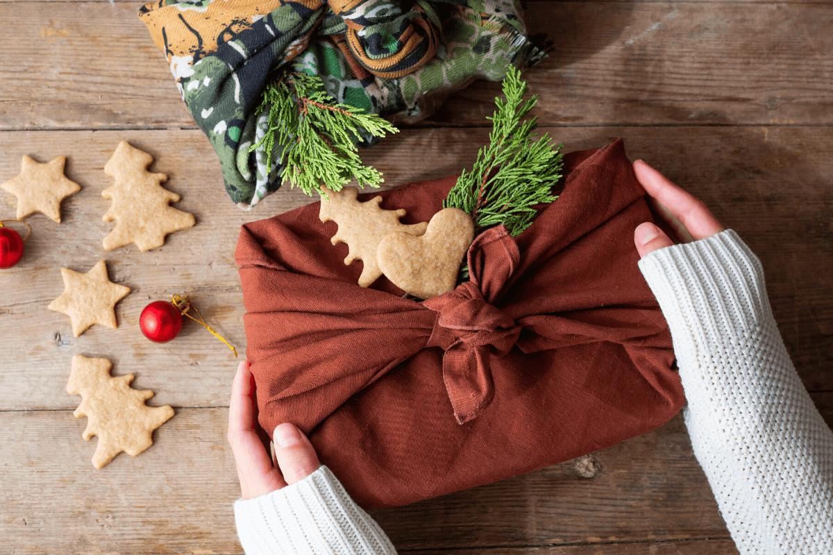 csomagolásmentes karácsony