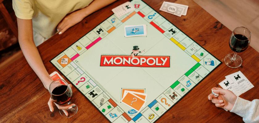 női feltalálók - Monopoly