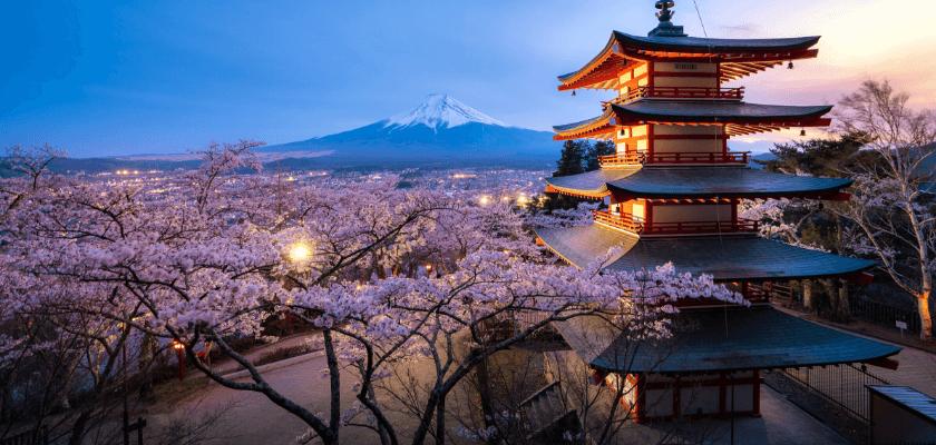 sakura előrejelzés a meteorológiában