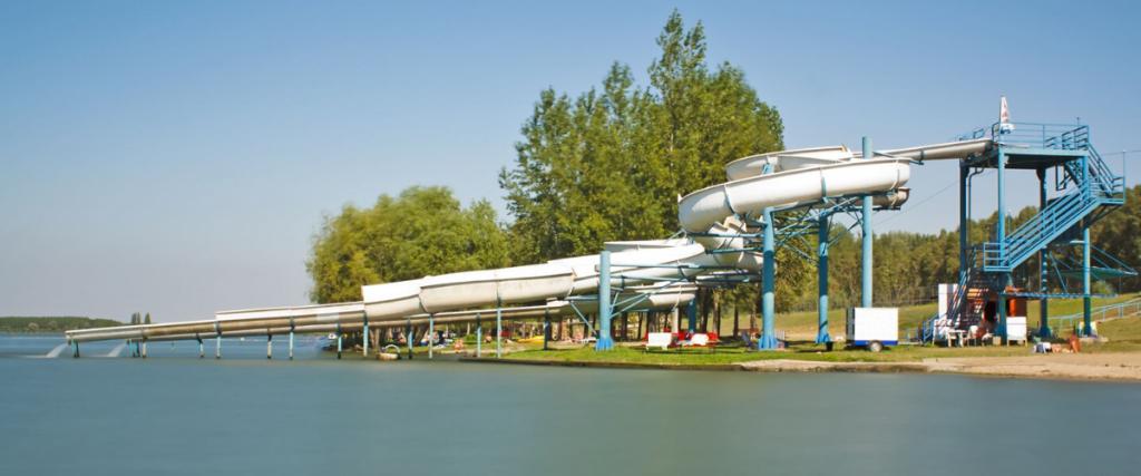 Tisza-tó Strand – Abádszalók