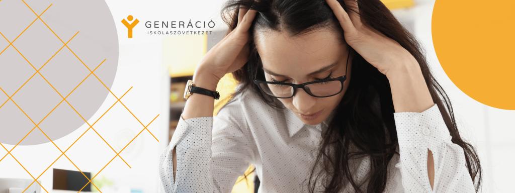 A munkahelyi kiégésnek fizikai mellékhatásai is lehetnek